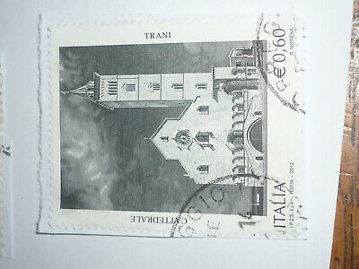 POST STAMP TIMBRE POSTE used ITALY