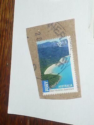 POST STAMP TIMBRE POSTE used Australia