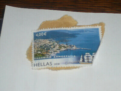 POST STAMP TIMBRE POSTE used GREECE