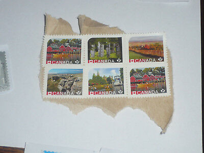 POST STAMP TIMBRE POSTE used CANADA
