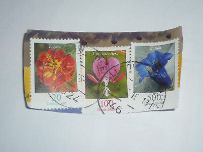 POST STAMP TIMBRE POSTE used GERMANY