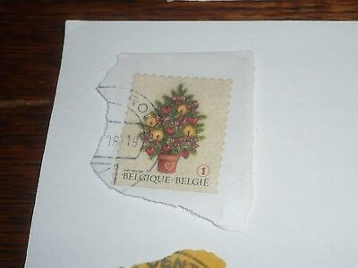 POST STAMP TIMBRE POSTE used Belgium