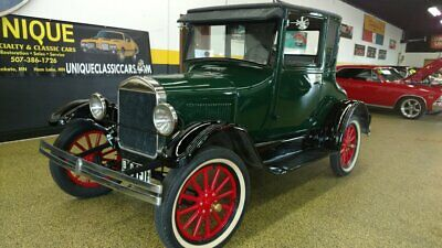 1926 Ford Model T Coupe 1926 Ford Model T.  Very Nice Restoration!  TRADES?