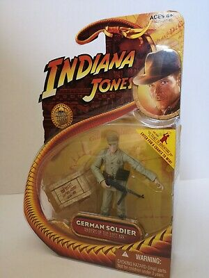 Indiana Jones Raiders Of The Lost Arc German Soldier 2008