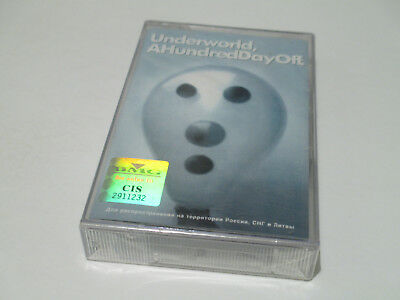 Underworld - A Hundred Days Off (Cassette) BMG Russia SEALED