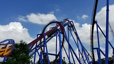 Kings Island Admission Ticket & Fast Lane Plus Pass