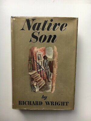 Native Son First Edition Richard Wright