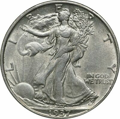 1916-1947 Walking Liberty Half Dollar XF/AU+ Fast Shipping