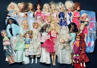 Vintage Barbie Lot Of 20 Mixed Doll Lot Very Impressive Condition #6