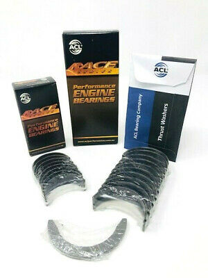 ACL Race Main Rod Bearings @ 0.25mm Fit 88-92 Chevrolet Toyota 1.6 4AGE 4AGZE