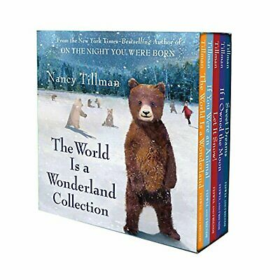 Nancy Tillman's The World Is a Wonderland Collection: (The World is a...