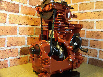 Sectioned Engine, Cut away, OHC, Stationary Engine, Display Engine, Mancave.