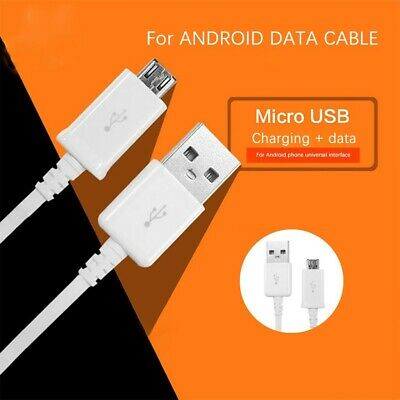 Samsung 1m,2m,3m Fast Micro USB Charger Cable for Android Phone Tablet