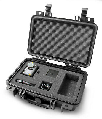 Customizable Action Camera Case Fits the DJI Osmo Action Cam and Accessories