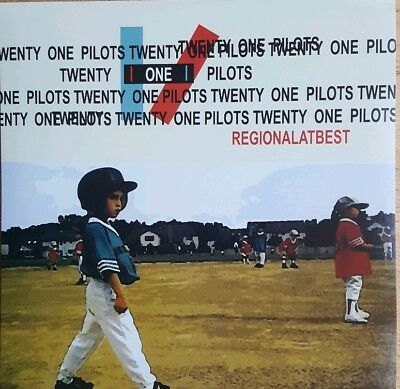 Twenty One Pilots Regional at Best Double Vinyl LP. Brand New. Rare Record.