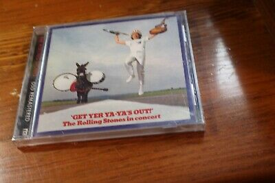 Rolling Stones - Get Yer Ya-Ya's Out! [Remaster] New Cd Dsd