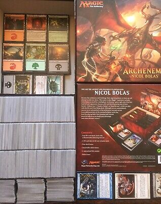 Lote 1000 Cartas Magic The Gathering (Mtg) Tipo Bulk Y Infrecuentes (Low Cost)