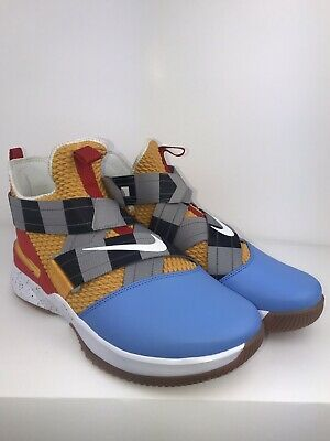 low priced 64c15 9cc09 NEW NIKE LEBRON Soldier XII 12 FlyEase SIZE 13 Toy Story ...