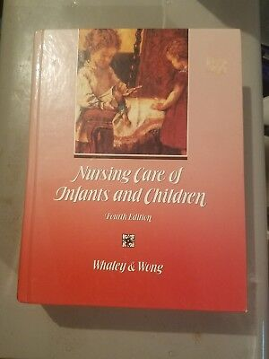 Whaley & Wong's Nursing Care of Infants and Children fourth edition