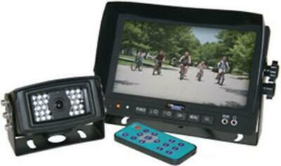"CabCam Video System With 7"" Monitor Color and Camera With Cables CC7M1C"