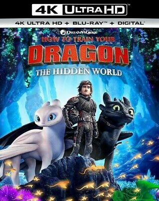 How to Train Your Dragon 3 4k (digital not included)