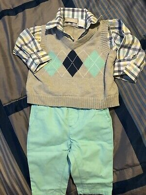 the childrens place boys baby Set Size 0-3
