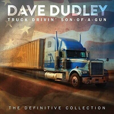 Dave Dudley Truck Drivin' Son of a Gun The Definitive Collection 2 CD NEW