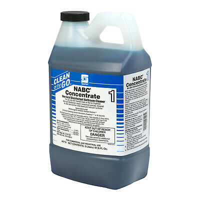 Spartan Clean on the Go NABC Concentrate 1 - 2 L , 4/cs