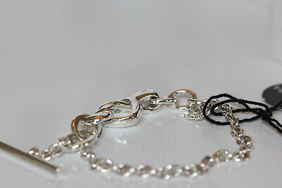 3da646f70 Authentic Mother's Day 2019 Pandora Knotted T Bar Bracelet 598100 Box & Tag!