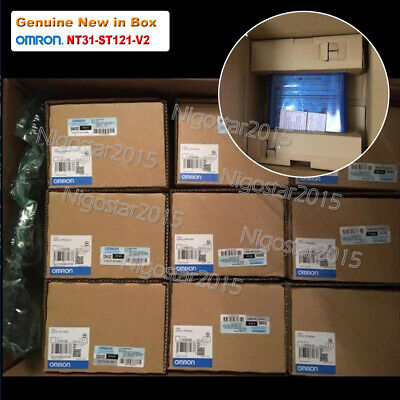 for Omron NT31-ST121-V2 Interactive Display Genuine New in Box DHL Fedex Shippin