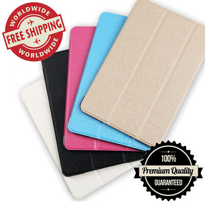 Smart Stand Magnetic Ultra Slim Leather Flip Fold Case Cover for All iPads Apple