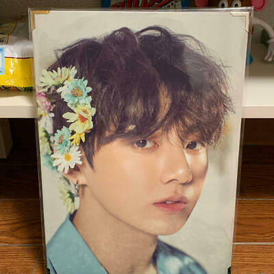 BTS JUNGKOOK Premium Official Photo LOVE YOURSELF WORLD TOUR SEOUL