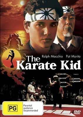 The Karate Kid DVD New/Sealed Region 4 (D7)
