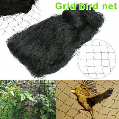 Large Anti Bird Crop Net Netting Garden Plants Ponds Fruit Tree Mesh Protection