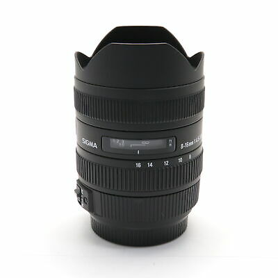 SIGMA 8-16mm F4.5-5.6DC HSM (for SONY A) #228