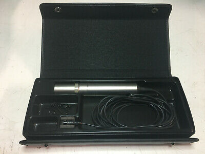 Sony ECM-44B Omnidirectional Lavalier Microphone-PLEASE READ