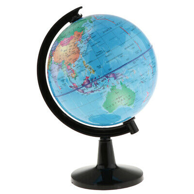 Desktop Sphere Globe World Globe Model for Home Office School Teaching Decor