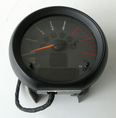 Genuine MINI JCW / GP Grey Rev Revolution Counter R56 R55 R57 R58 R59 - 9325812