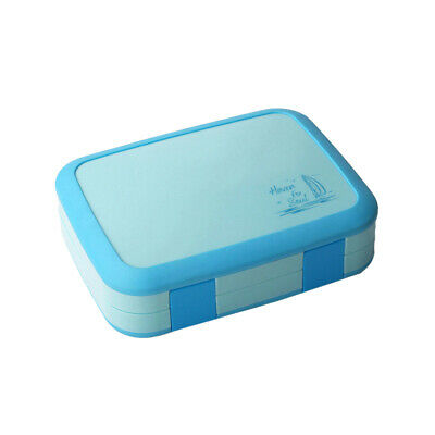 Picnic Microwavable Student Container Protable Food Kids Bento Box Lunch Box
