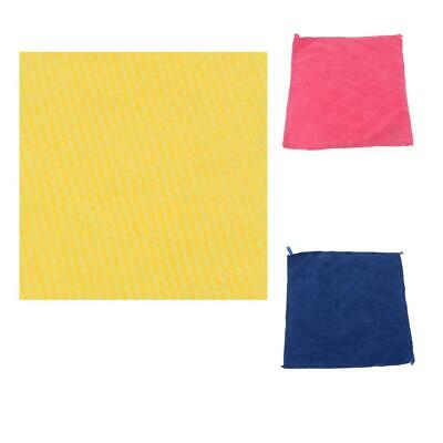 29x29cm Microfibre Cleaning Car Detailing Soft Cloths Dish Wash Towel Duster