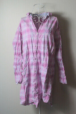 """Peter Alexander"" Size XL- Pretty in Pink Ladies Night Shirt - Perfect! Bargain!"