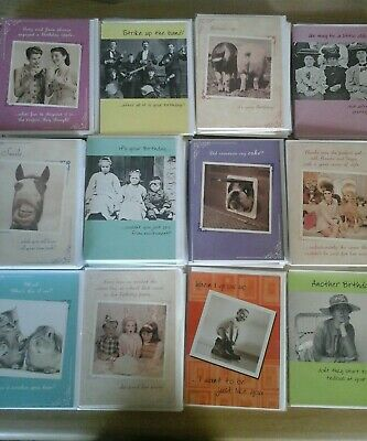 50 What A Hoot Cards. Wholesale Joblot Greeting Cards