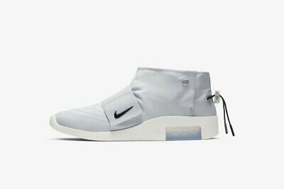 buy online a156c fe3ae Nike Air X Fear Of God Moccasin (Moc) - Pure Platinum - Uk10.