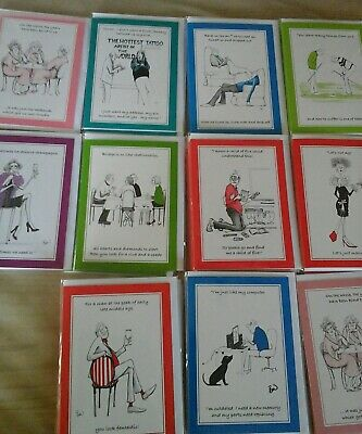 50 Spring Chicken Cards, Wholesale Joblot Greeting Cards