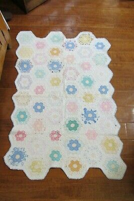 Antique / Vintage Quilt, Country, Farm, Primitive, Cabin
