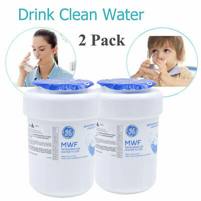2Pack GE MWF MWFP GWF 46-9991 General Smartwater Electric Water Filter OEM USA
