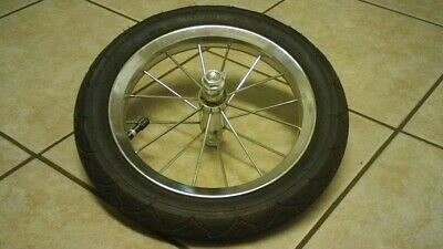 Graco Fastaction Fold Jogger Stroller Front Wheel Tire Replacement Part