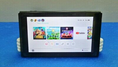 Consola Tablet Nintendo Switch 64Gb Hac-001 Modificada Atmosphere Unpatched