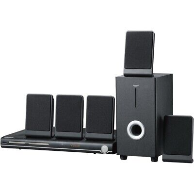 New Sylvania 5.1-channel Dvd Home Theater System CURSDVD5088