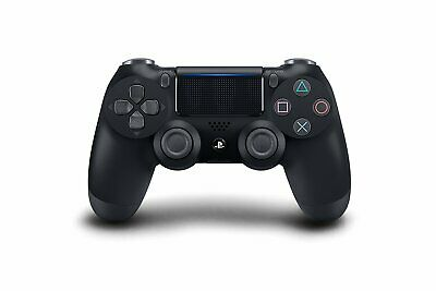 Genuine PS4 DualShock Wireless Controller Jet Black SONY Playstation 4 PS4 NIB